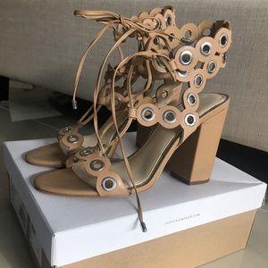 NWB Brand New Jessica Simpson beige sandals